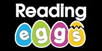 Reading Eggs logo.