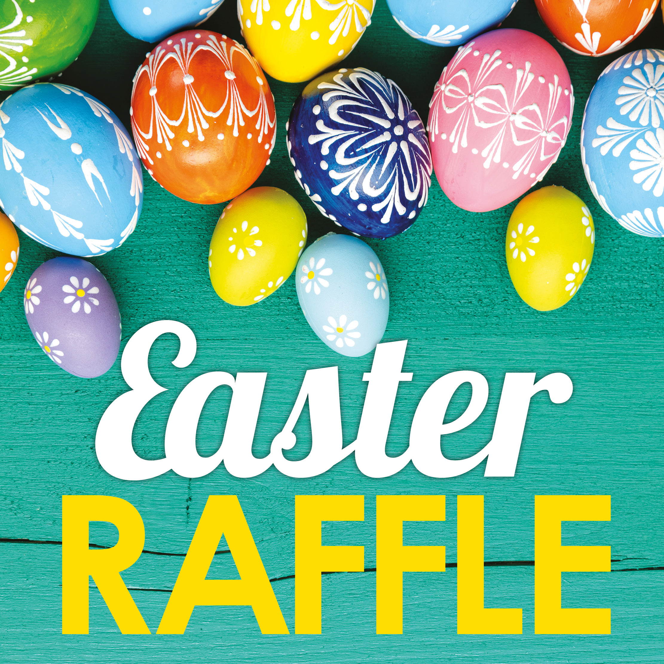 Image result for easter raffle